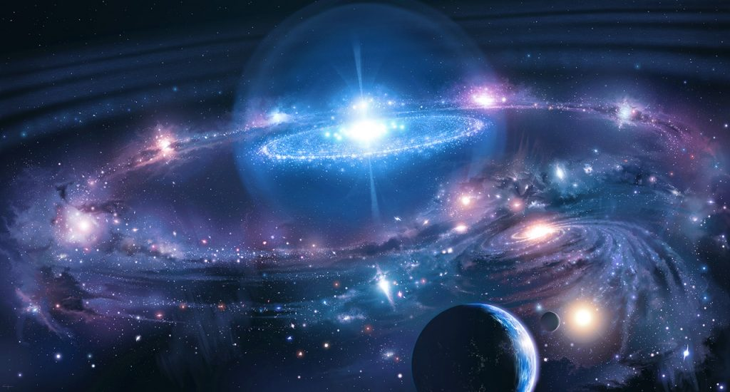 The Concept of The Universe Part II